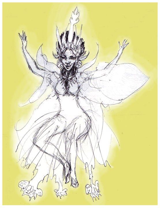 Angel of Infinite Worth - Jonathan Brice Lyman