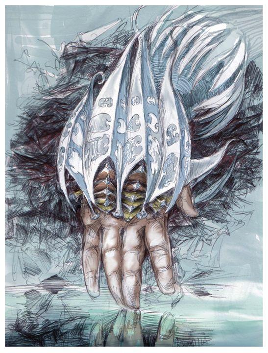 Special Helping Hand - Jonathan Brice Lyman
