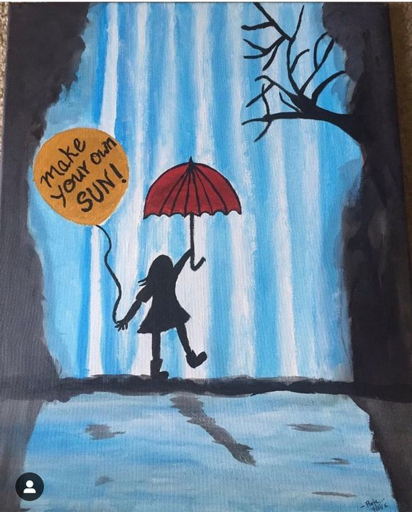 Make your own sun! - Life On Canvas