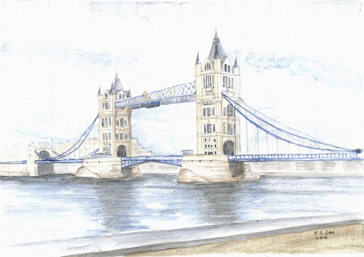 Tower Bridge London - Art and Architecture