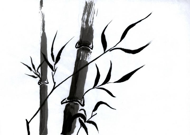 Bamboos 1 - Art and Architecture