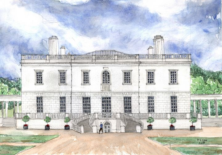 Queen's House, Greenwich, London - Art and Architecture