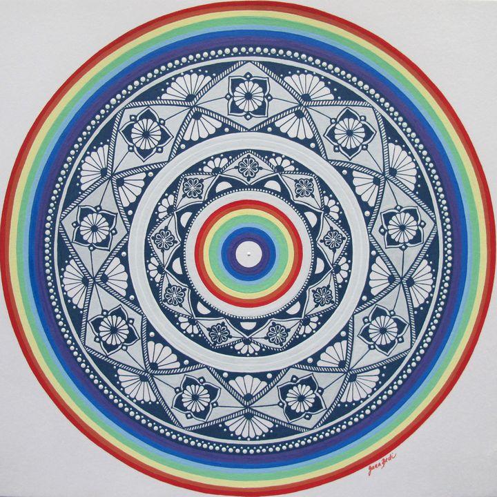 Into the Rainbow 2 - Jana Bedi
