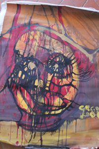 no title by Carlos Goico