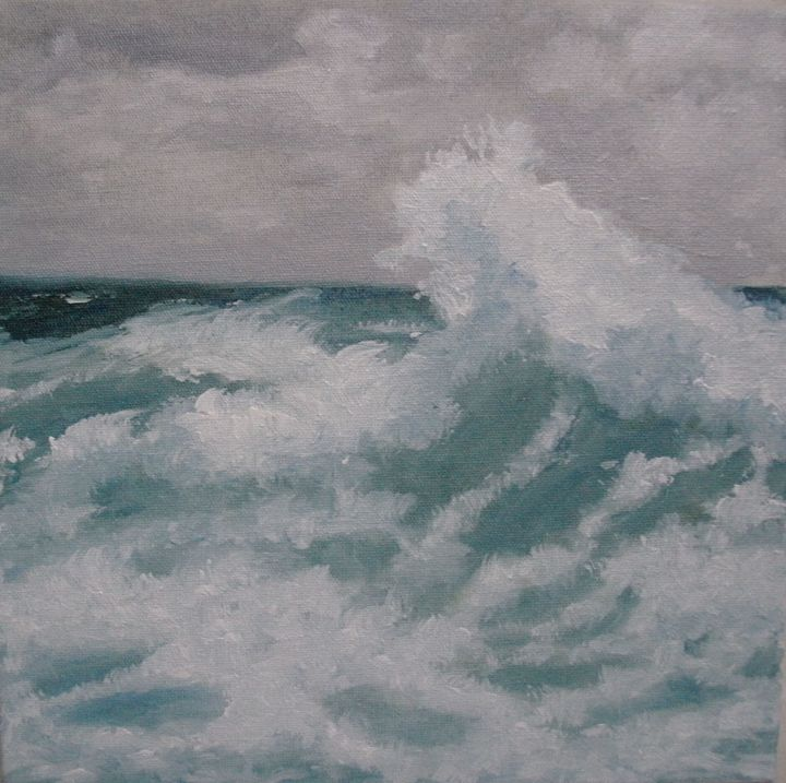 Rough Seas ORIGINAL - annabrazao