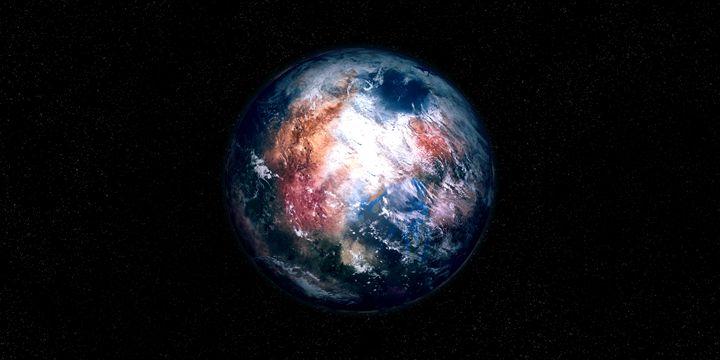 Earth like Exoplanet - limbitech
