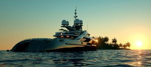 Superior Yachting and tropica Island