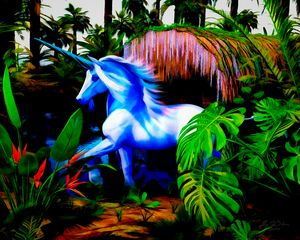Jungle Unicorn 2019