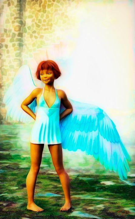 New Wings - Ray LeBlanc