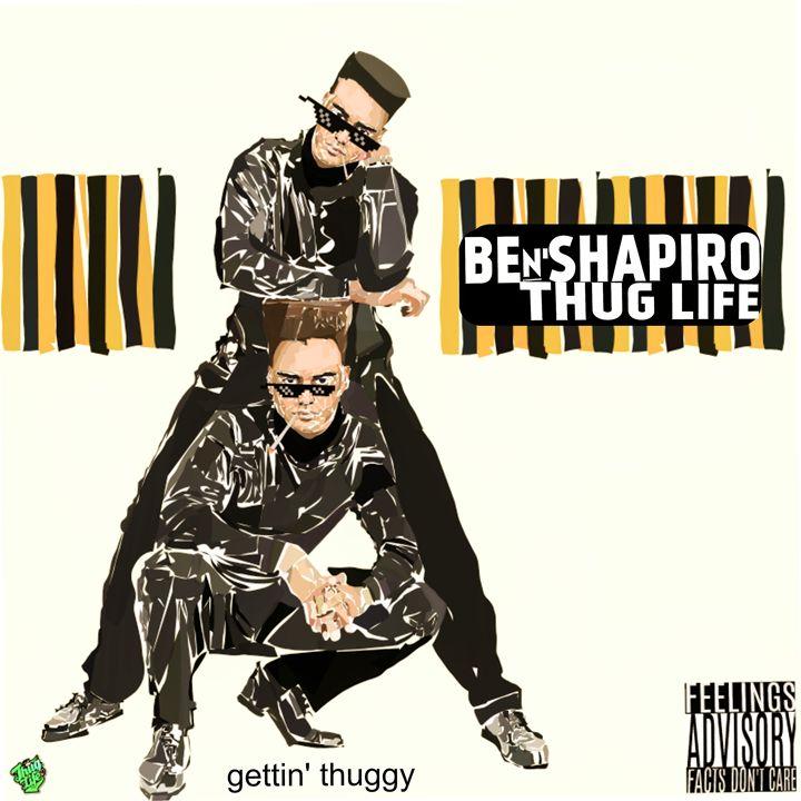 Ben Shapiro Thug Life #2 - Ben Shapiro Thug Life
