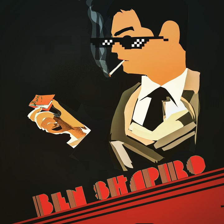 Ben Shapiro Thug Life #42 - Ben Shapiro Thug Life