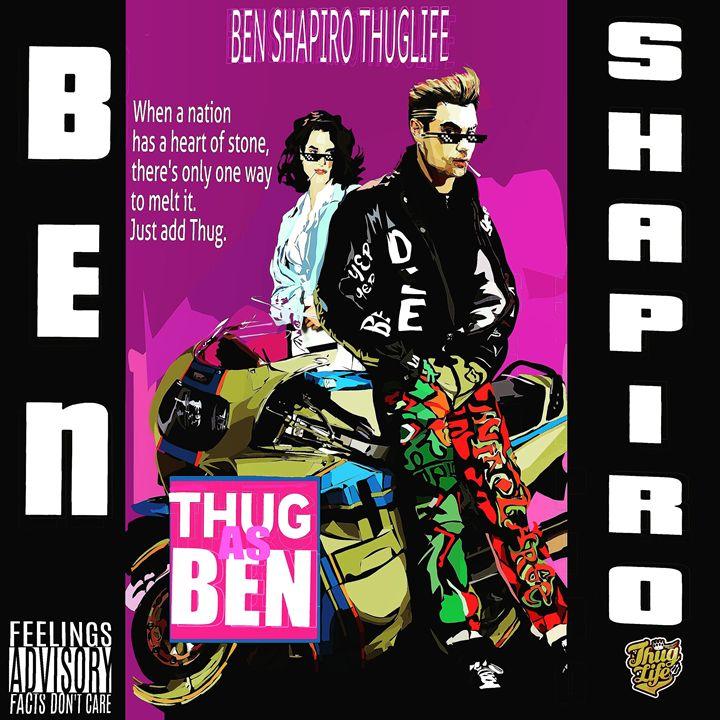 Ben Shapiro Thug Life #44 - Ben Shapiro Thug Life