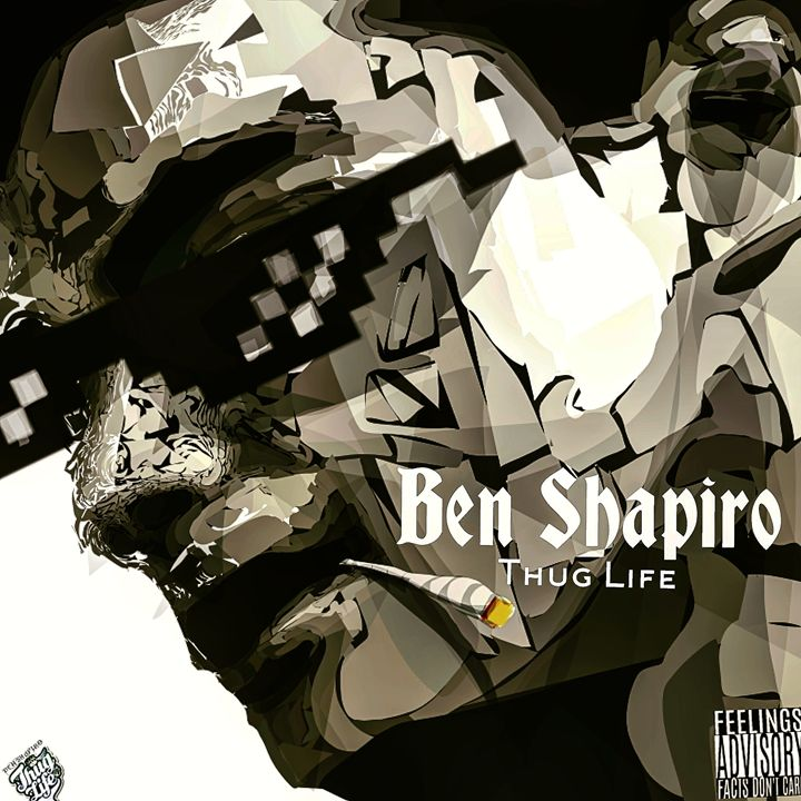 Ben Shapiro Thug Life #6 - Ben Shapiro Thug Life