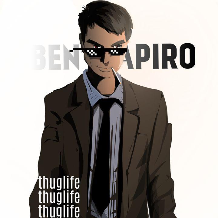 Ben Shapiro Thug Life #60 - Ben Shapiro Thug Life