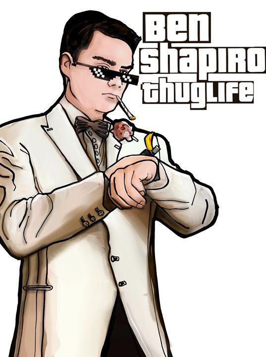 Ben Shapiro Thug Life #63 - Ben Shapiro Thug Life