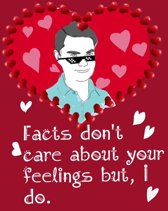Valentine S Day 1 Ben Shapiro Thug Life Digital Art Politics