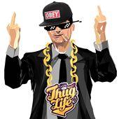 Ben Shapiro Thug Life