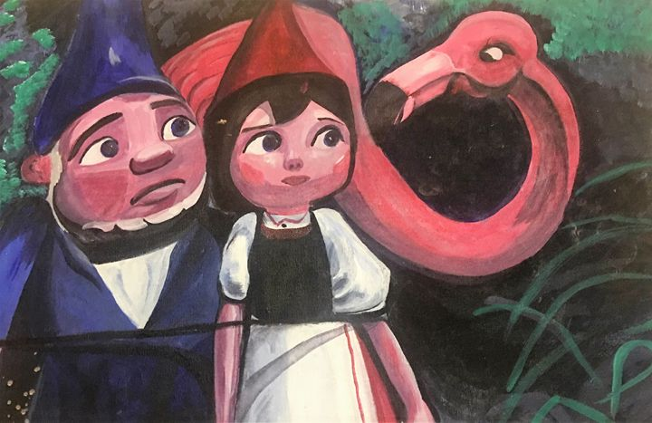 Gnomeo and Juliet - Chloe Peterson
