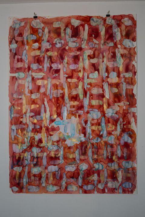 SERENDIPITY ROUGE - VARVARA BRACHO ART