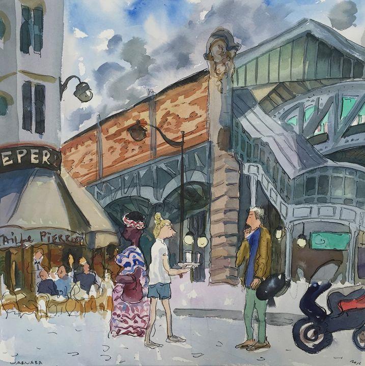 La Motte Piquet Grenelle - VARVARA BRACHO ART