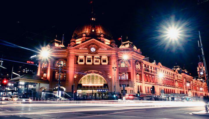 Flinders Street Station - Stephen Seago