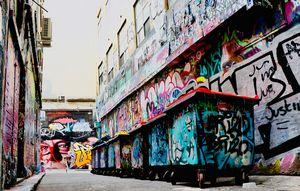 Hosier Lane Art