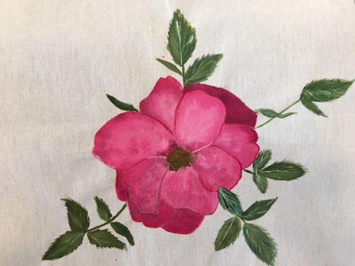 Pink Flower - Shukoofeh