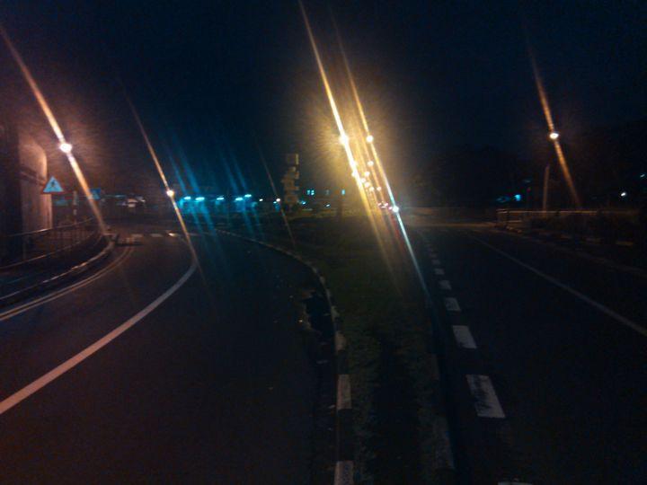 Light rays 4 - Road Trip
