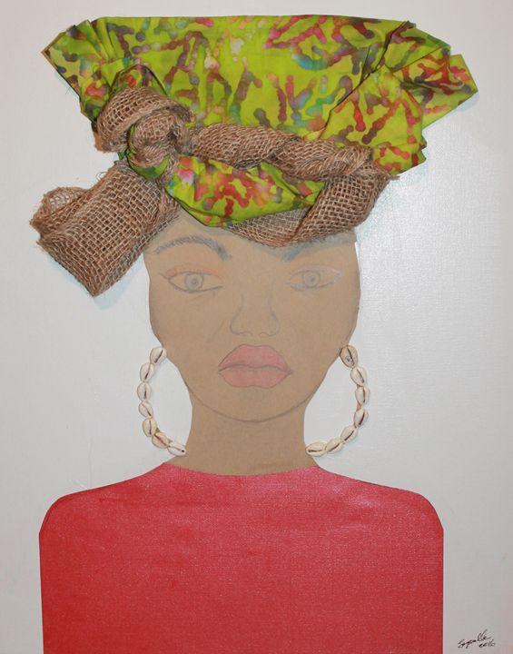 African Queen - Jonquille