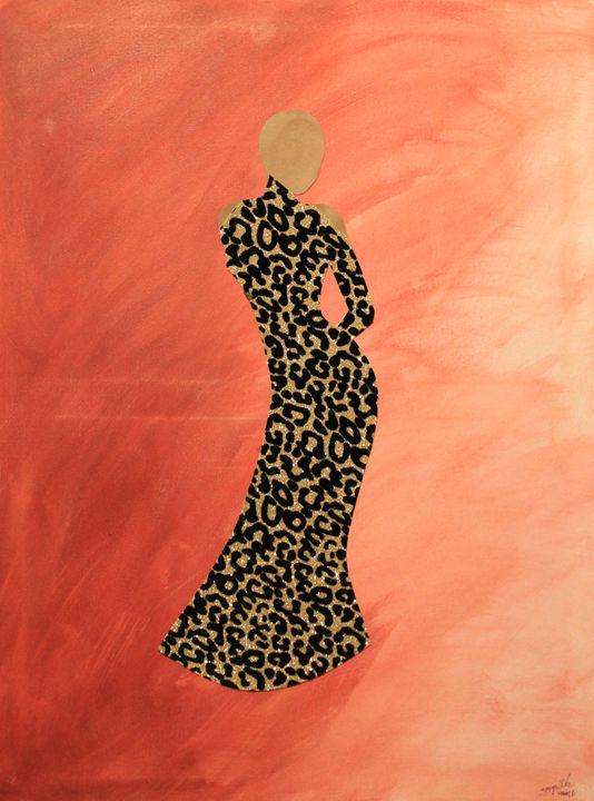 Tiger Woman - Jonquille