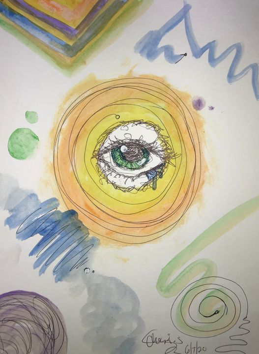 Hypnotic eye - Chaeli