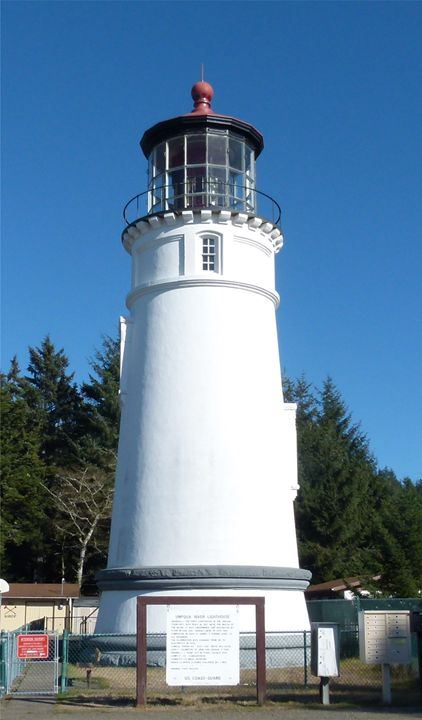 Haceta Head Lighthouse - Kimberly's Kreations