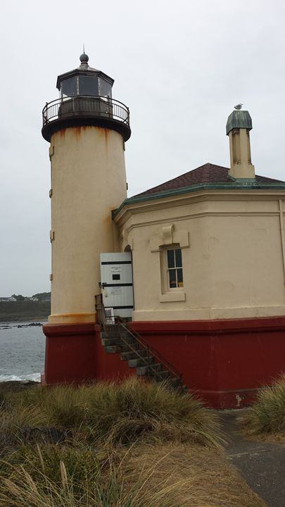 Bandon Lighthouse - Kimberly's Kreations