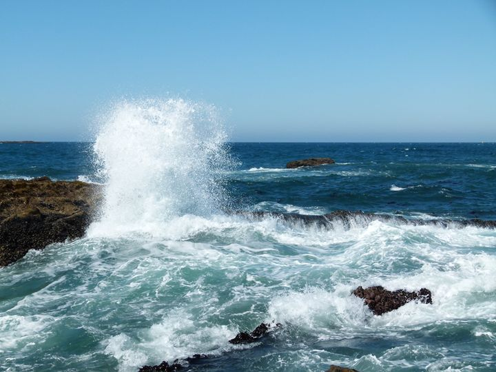 SEA SPRAY II - Kimberly's Kreations
