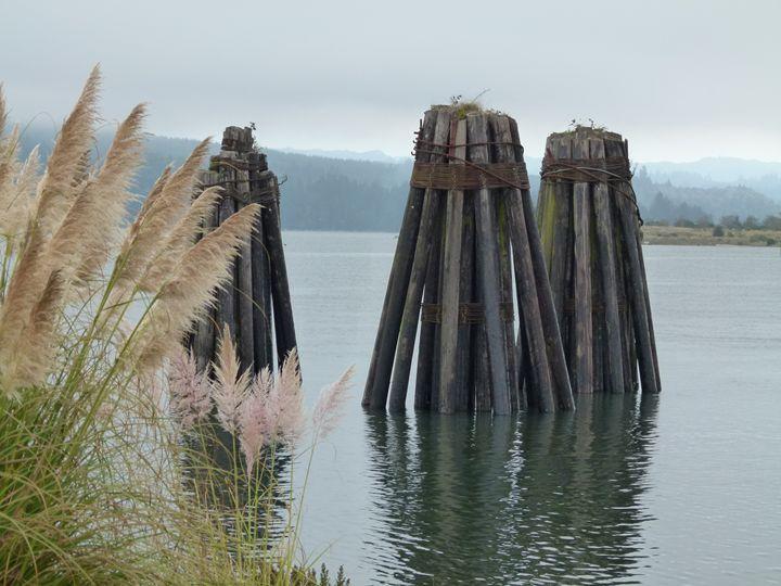 Fallen Pier - Kimberly's Kreations