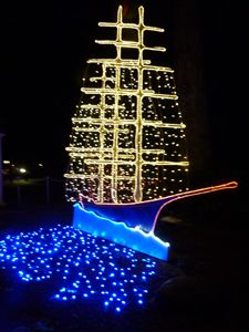 SHOREACRES CHRISTMAS SAIL