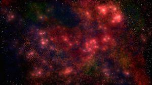 Nebula A - Samuel Kraus