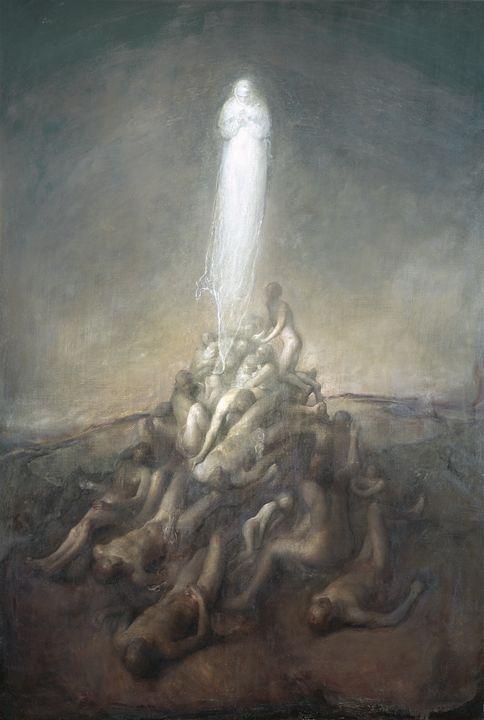 Resurrection - Odd Nerdrum