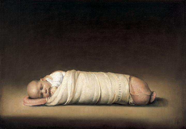 Infant - Odd Nerdrum