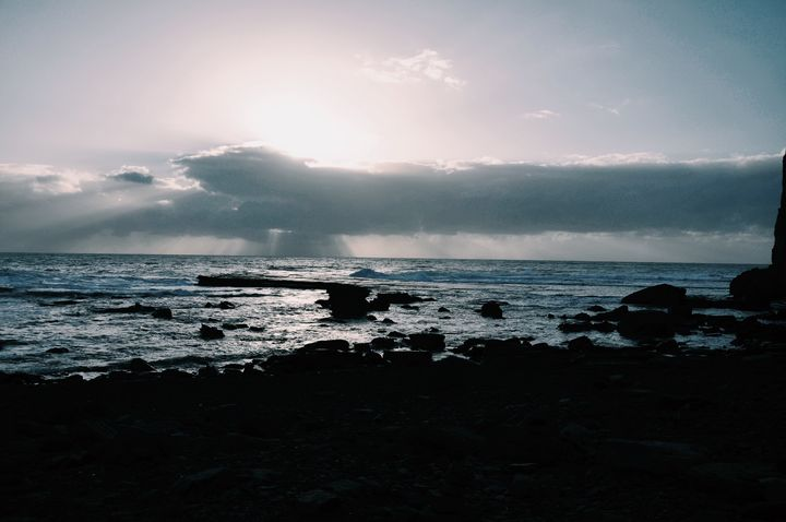 Australian Sunrise - Hermione Jade