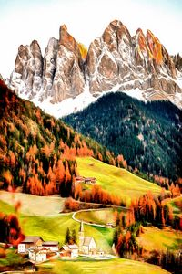 Alpine Village by W Joseph