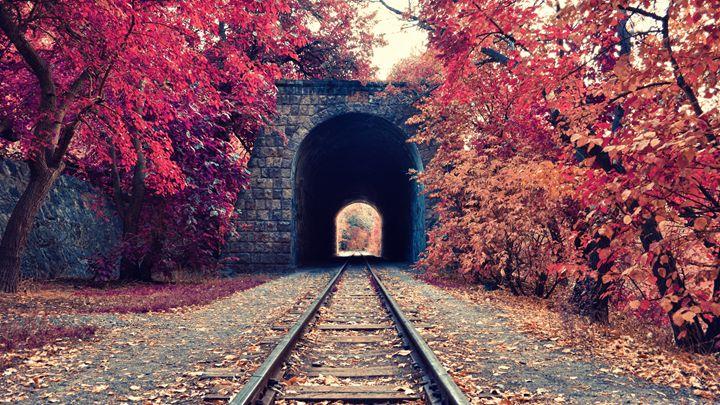 Railway - Emma Lee