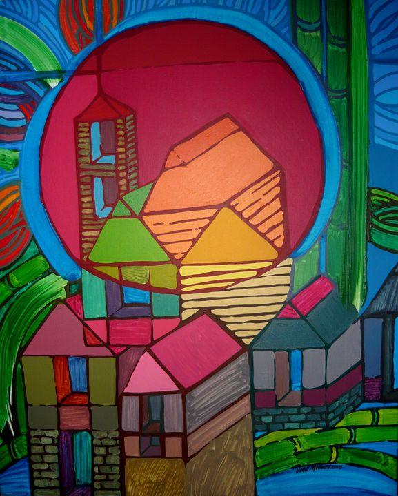 Urbanization to the Loretana - Jose Miguel Perez Hernandez