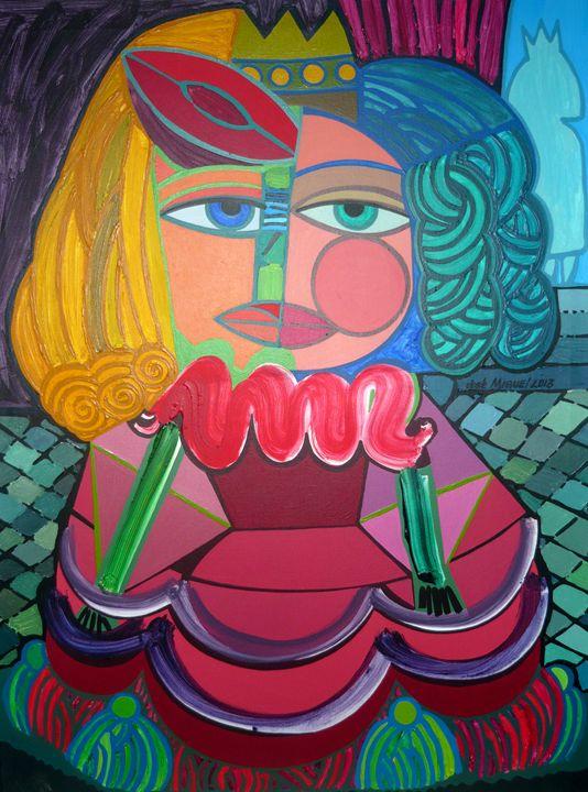 Menina Tropical - Jose Miguel Perez Hernandez