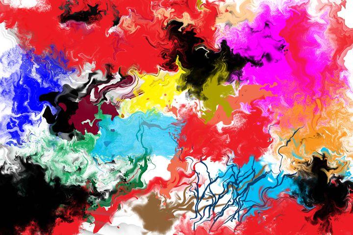 Abstract Swirl - Phillip J GordonPhotography & Art