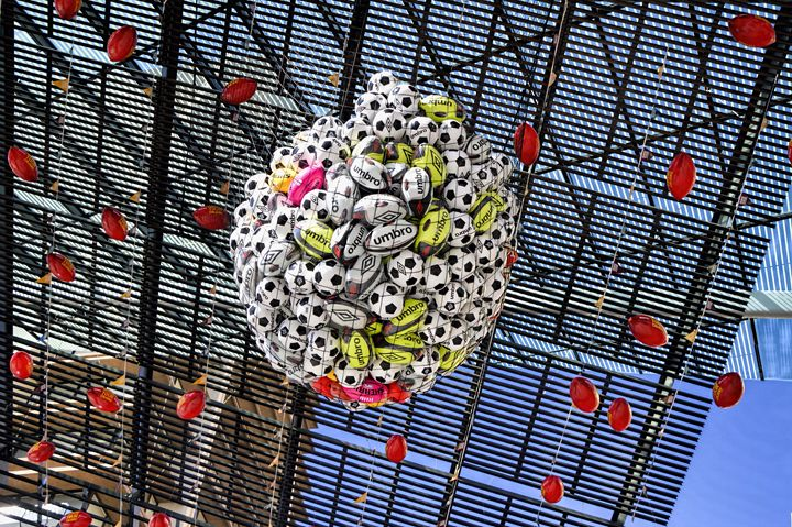 Balls In The Net - Phillip J GordonPhotography & Art