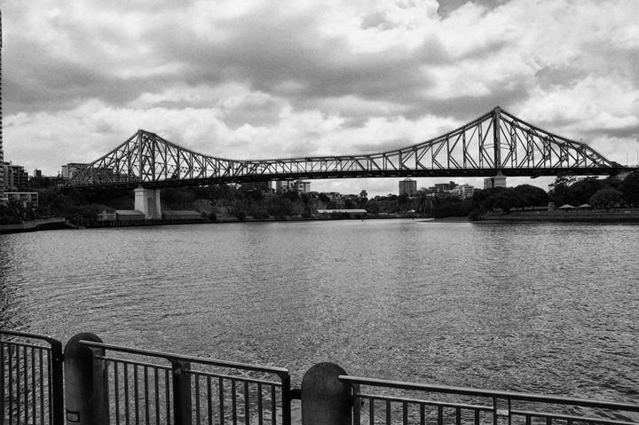Story Bridge-Brisbane-Australia - Phillip J GordonPhotography & Art