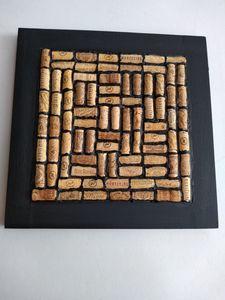 Cork Labyrinth