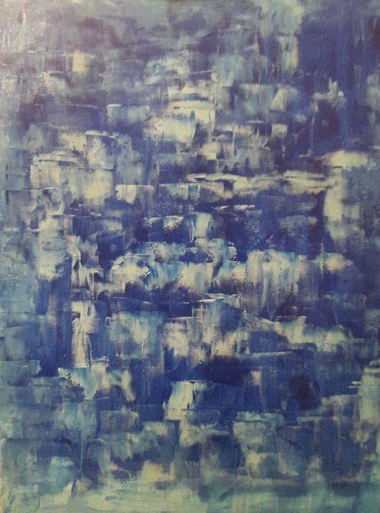 waterfalls - Raffaella Cantillo