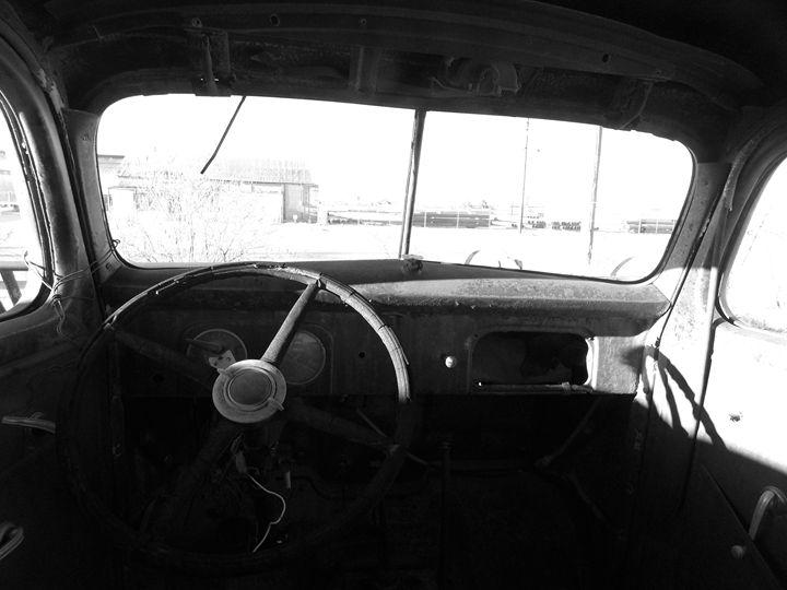 Old Chevy Truck 3 - R. B. Enriquez